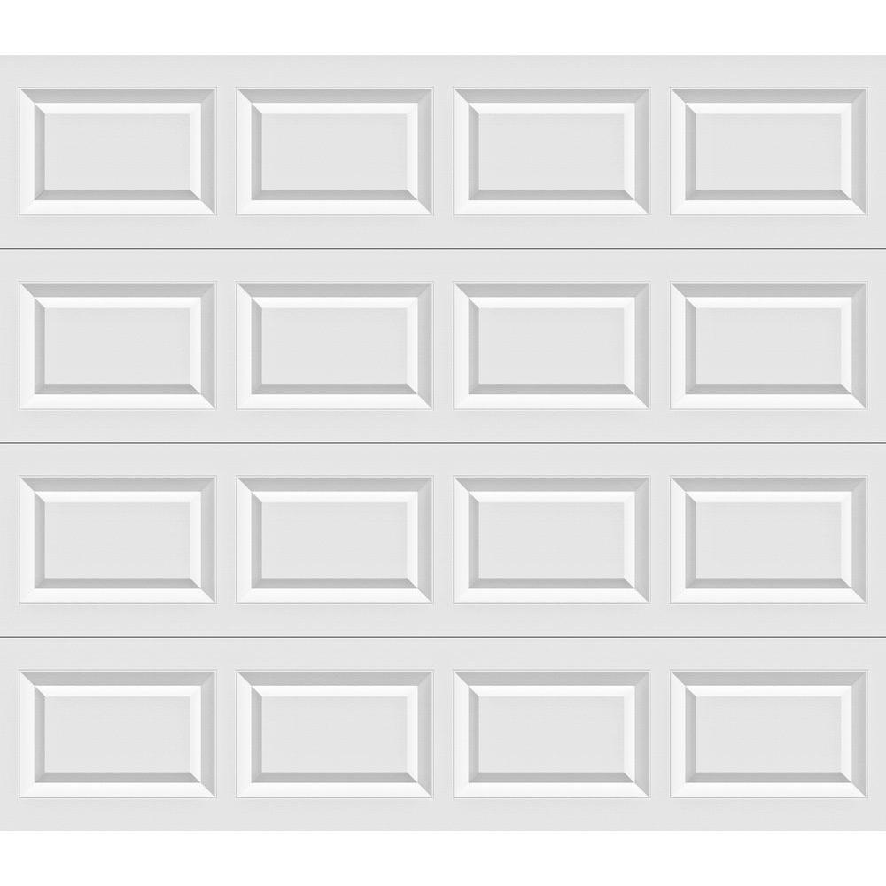 Classic Collection 9 ft. x 7 ft. 24-Gauge Non-Insulated Garage Door
