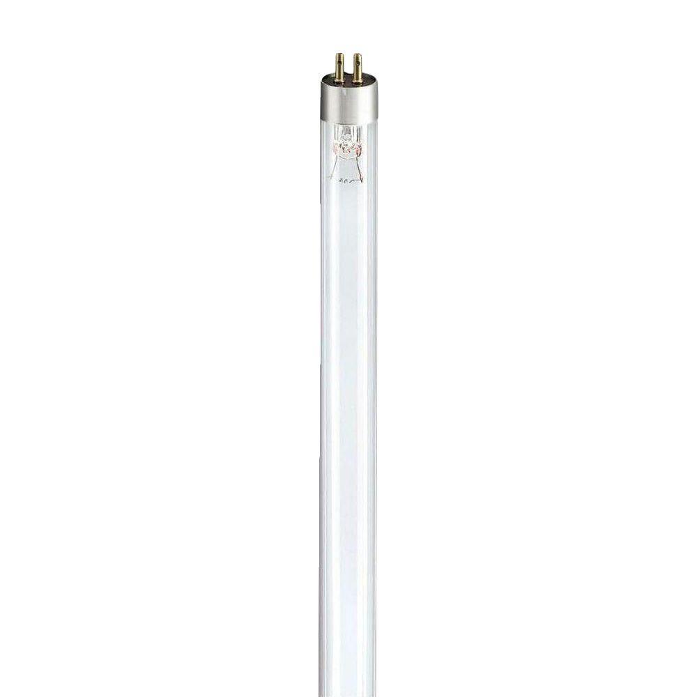 Philips 10 in. T5 11-Watt Mini TUV Linear Fluorescent Germicidal Light Bulb (32-Pack)