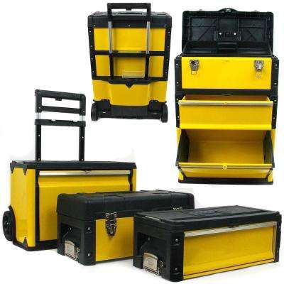 20.5 in. Oversized Rolling Tool Box