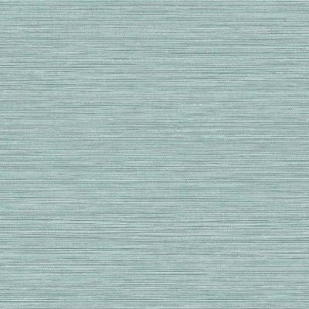 Grasslands Serenity Blue Nautical Embossed Vinyl Wallpaper
