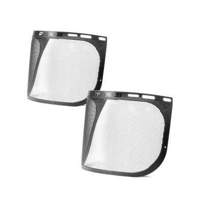 Mesh Visor for TR Industrial Forestry Safety Helmet (2-Pack)