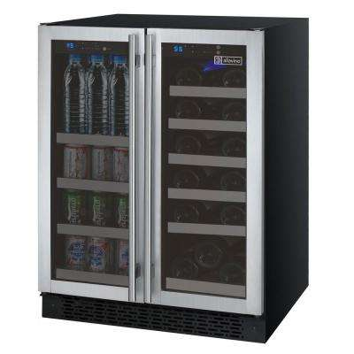FlexCount Series Dual Zone Wine Refrigerator and Beverage Center