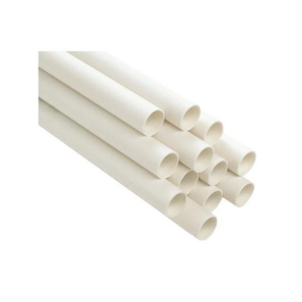 1 in. x 10 ft. Plain End PVC Schedule 40 Pressure