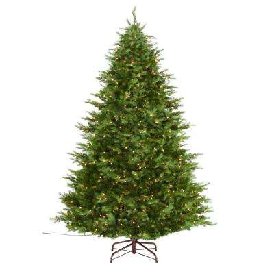 7.5 ft. Indoor Pre-Lit Nordic Spruce Artificial Christmas Tree