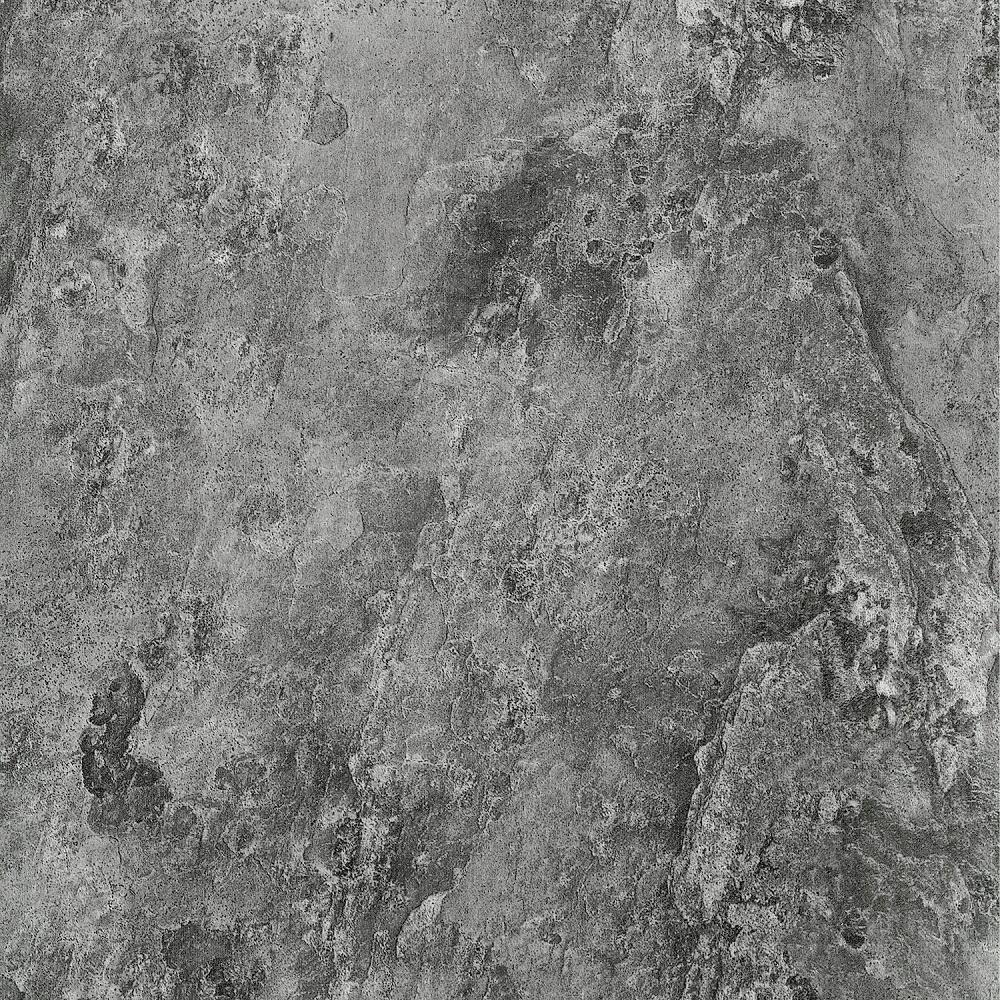 Take Home Sample - 6mm Textured Rock Grain Peppertree Vinyl Plank Flooring - 6 in. x 9 in.