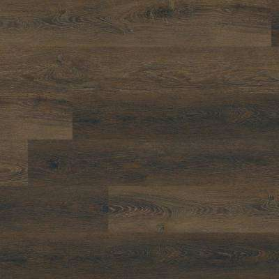 Woodland Aged Walnut 7 in. x 48 in. Rigid Core Luxury Vinyl Plank Flooring (23.8 sq. ft. / case)