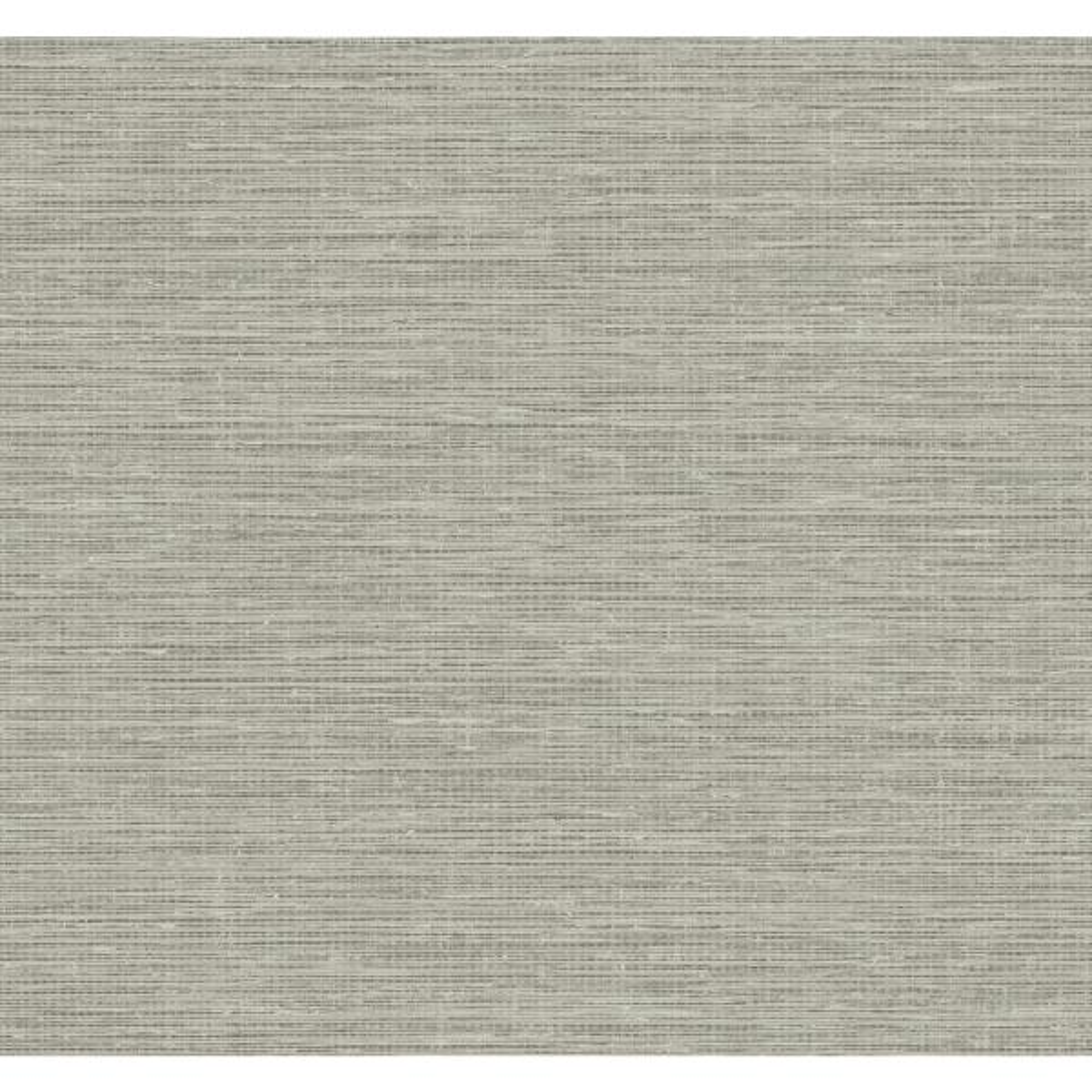 Seabrook Designs Beachgrass Black Sands Coastal Chic Wallpaper