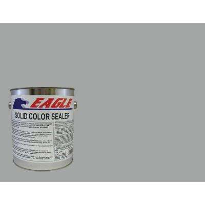 1 gal. Gull Gray Solid Color Solvent Based Concrete Sealer