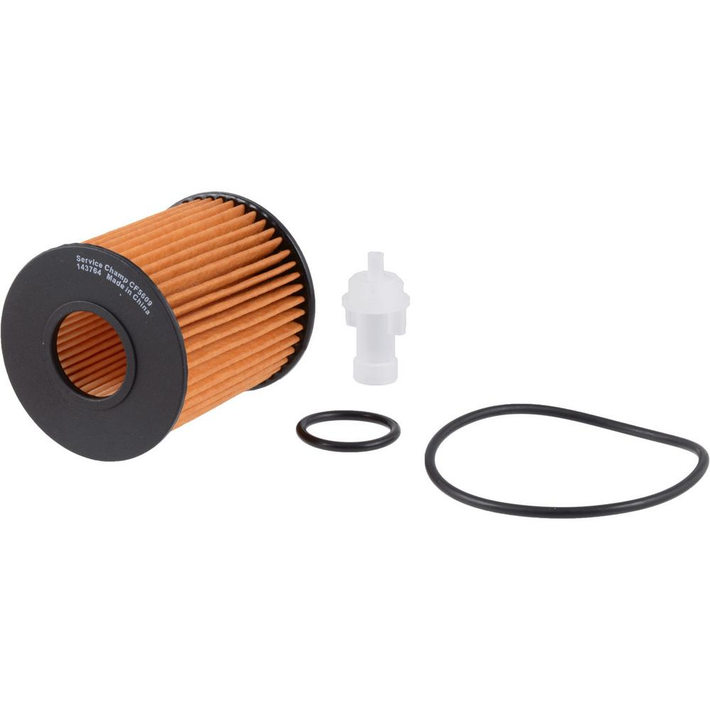 Fram Extra Guard Engine Oil Filter-CH10158 - The Home Depot
