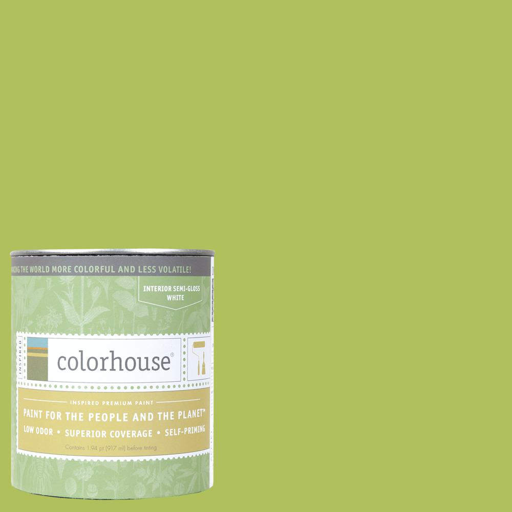 Colorhouse 1 qt. Thrive .03 Semi-Gloss Interior Paint
