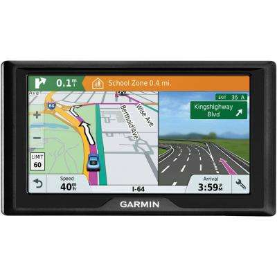 Drive 61 GPS Navigator with Driver Alert