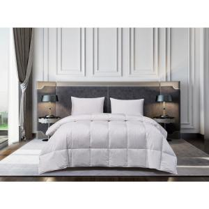 Hungarian Extra Warmth White Twin Down Comforter