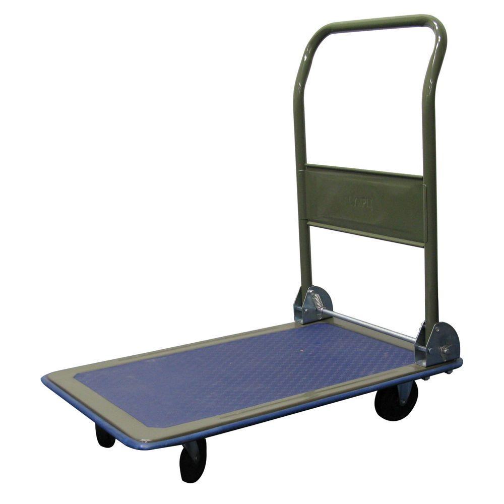 OLYMPIA 300 lb. Capacity Folding Platform Cart by OLYMPIA