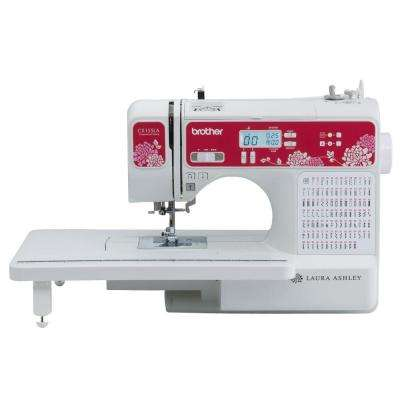 Laura Ashley 100-Stitch Sewing Machine