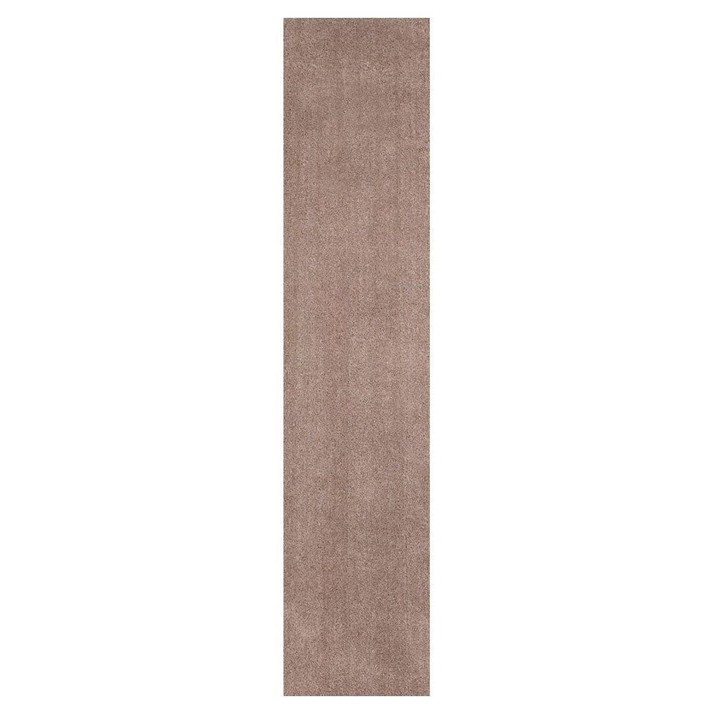 Cozy Shag Beige 2 ft. 3 in. x 7 ft. 6