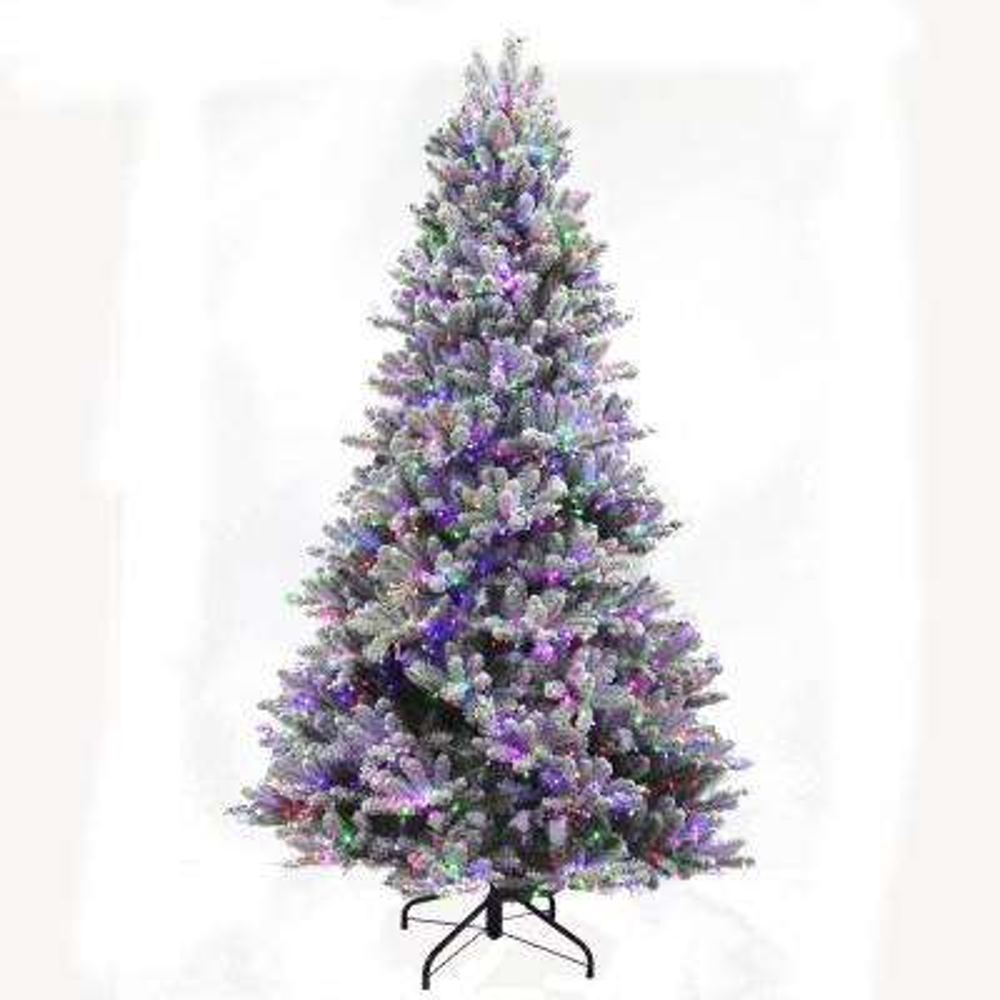 Pre-Lit Christmas Trees - Artificial Christmas Trees - The ...