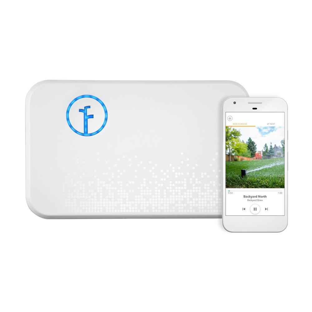 Smart Sprinkler Controller, Wi-Fi, 8-Zone 2nd Generation