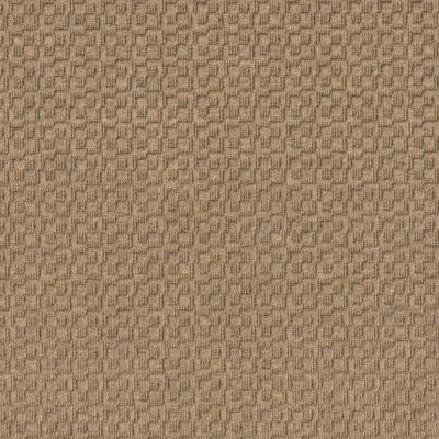 Peel and Stick First Impressions Metropolis Chestnut 24 in. x 24 in. Commercial Carpet Tile (15 Tiles/Case)