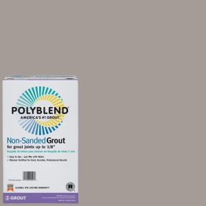 Polyblend #542 Graystone 10 lb. Non-Sanded Grout