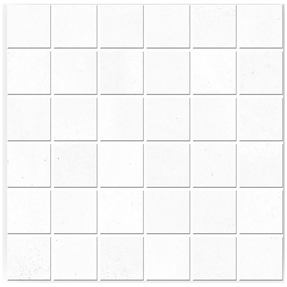 Brilliance White 12 In X 12 In X 9 Mm Porcelain