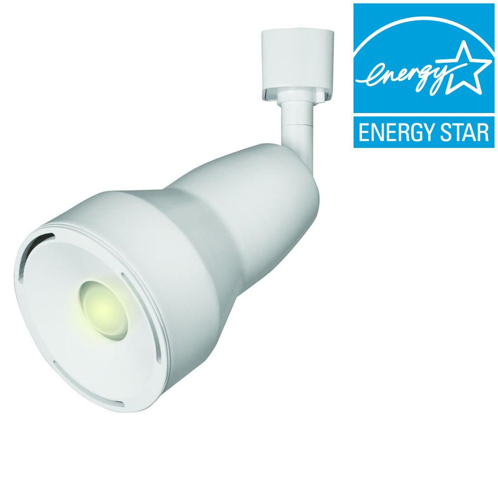 Light It 14 5 In White Wireless RC Integrated LED Track
