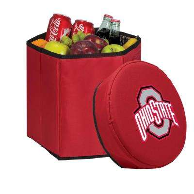 12 Qt. Ohio State Buckeyes Red Bongo Cooler
