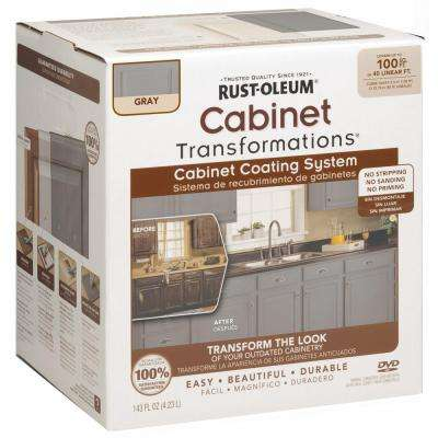 1 qt. Gray Cabinet Small Kit