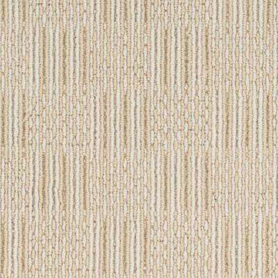 Upland Grid - Color Seashell Loop 13 ft. 2 in. Carpet