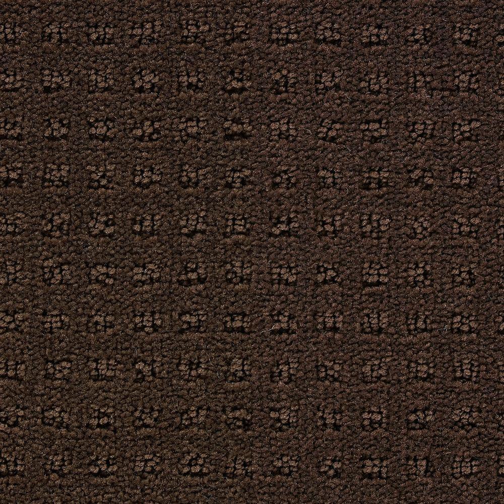 Martha Stewart Living Springwood Burl - 6 in. x 9 in. Take Home Carpet Sample