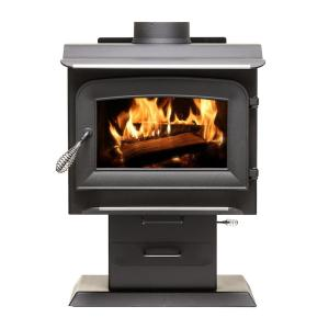 1,200 sq. ft. 2020 EPA Certified Wood-Burning Stove