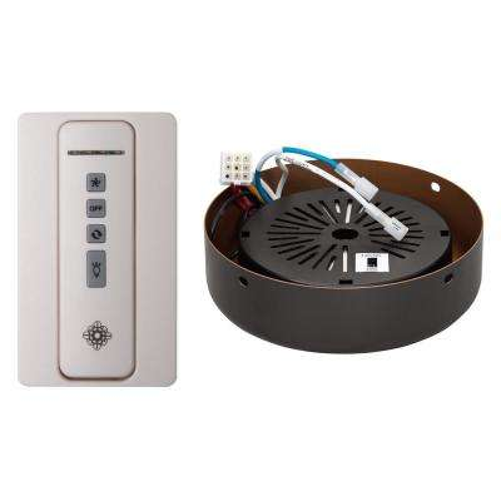 NEO Indoor White/Roman Bronze Remote Control Transmitter/Receiver