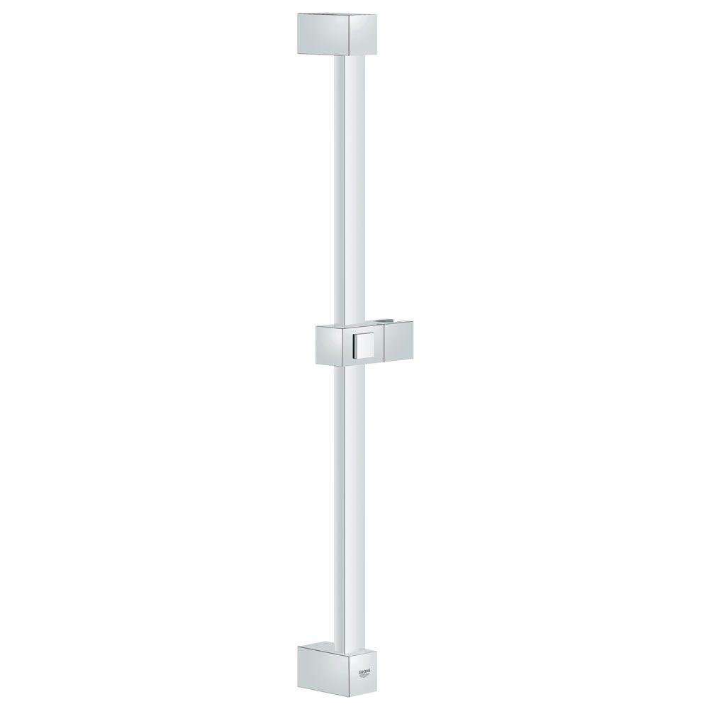 Euphoria Cube 24 in. Shower Bar in StarLight Chrome