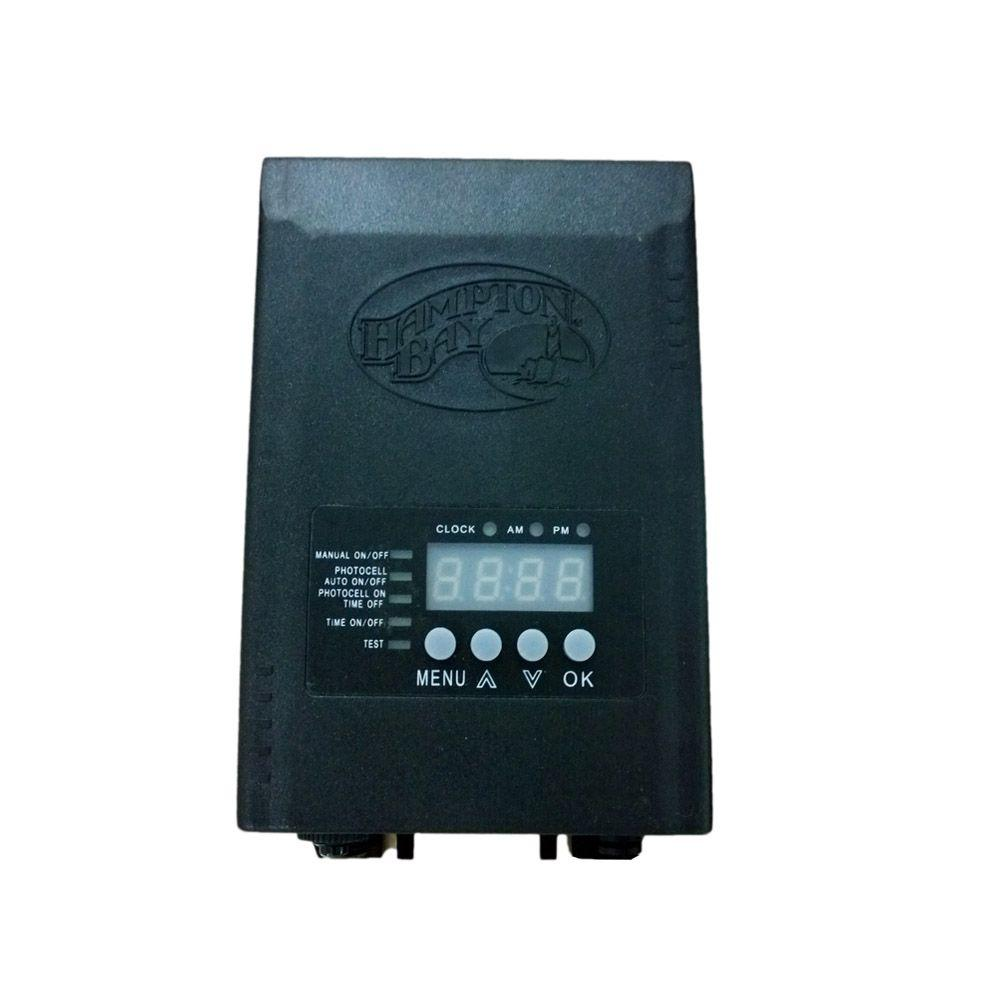 Hampton Bay Low Voltage 45 Watt Landscape Transformer