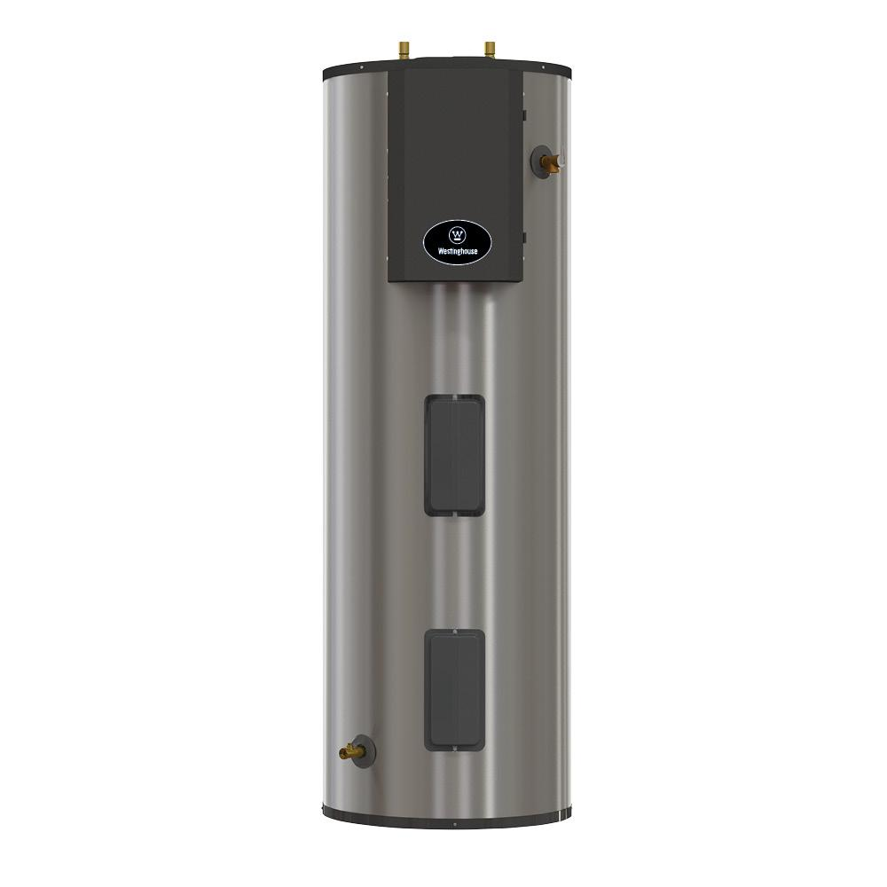 115 Gal. 10 Year 13,500-Watt Electric Water Heater with Durable 316