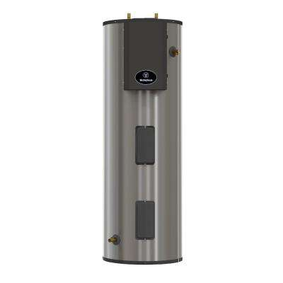 115 Gal. Lifetime 3X 5500-Watt High output Electric Water Heater with Durable 316L Stainless Steel Tank and Elements