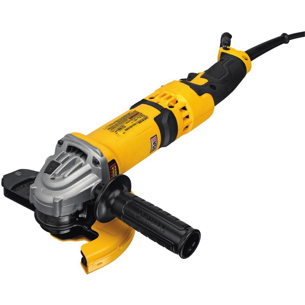 13-Amp 6 in. Grinder/Cutoff Tool with No LockTrigger Grip and Adjustable Cutoff Guard