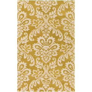Artistic Weavers Rhodes Luna Gold 8 ft. x 10 ft. Indoor Area Rug by Artistic Weavers