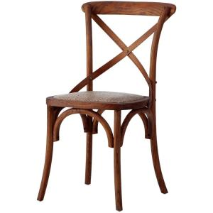 +8. Home Decorators Collection Hyde Cane Wood Dining Chair ...