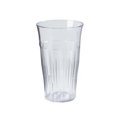 12 oz. SAN Plastic Tumbler in Clear (Case of 24)