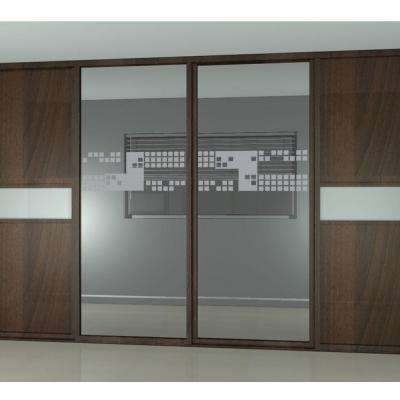 0.012 in. x 9 in. Glass Mosaic Premium Glass Etch Window Film