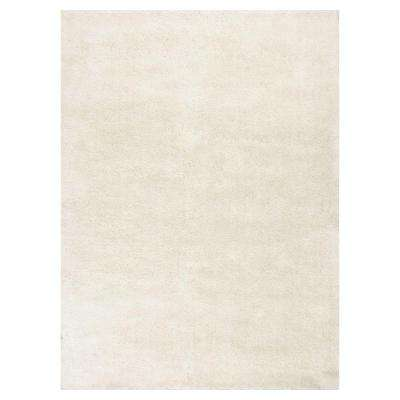 Summer Living Ivory 5 ft. x 7 ft. Area Rug