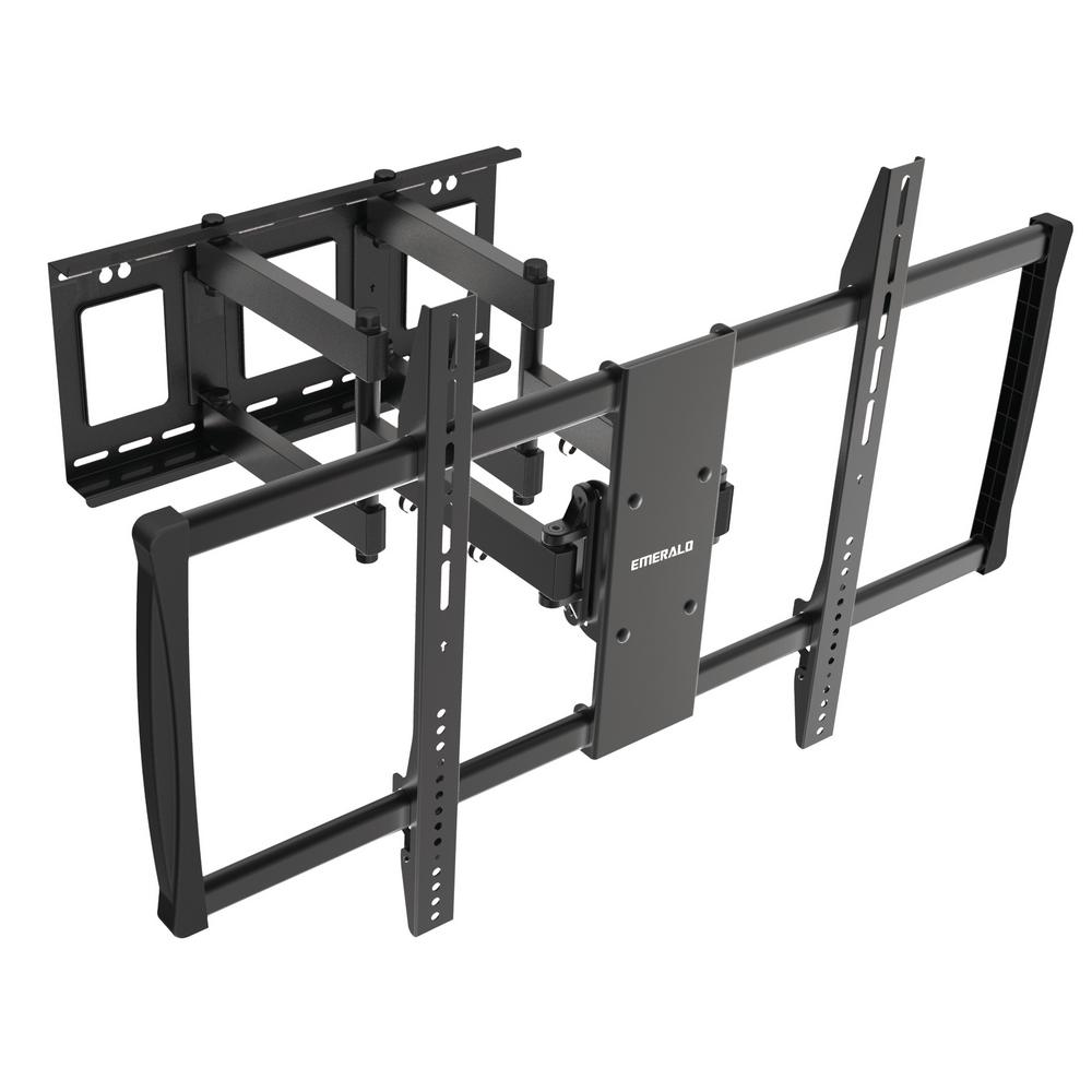 Emerald Full Motion Wall Mount for 60 in. - 100 in. TVs