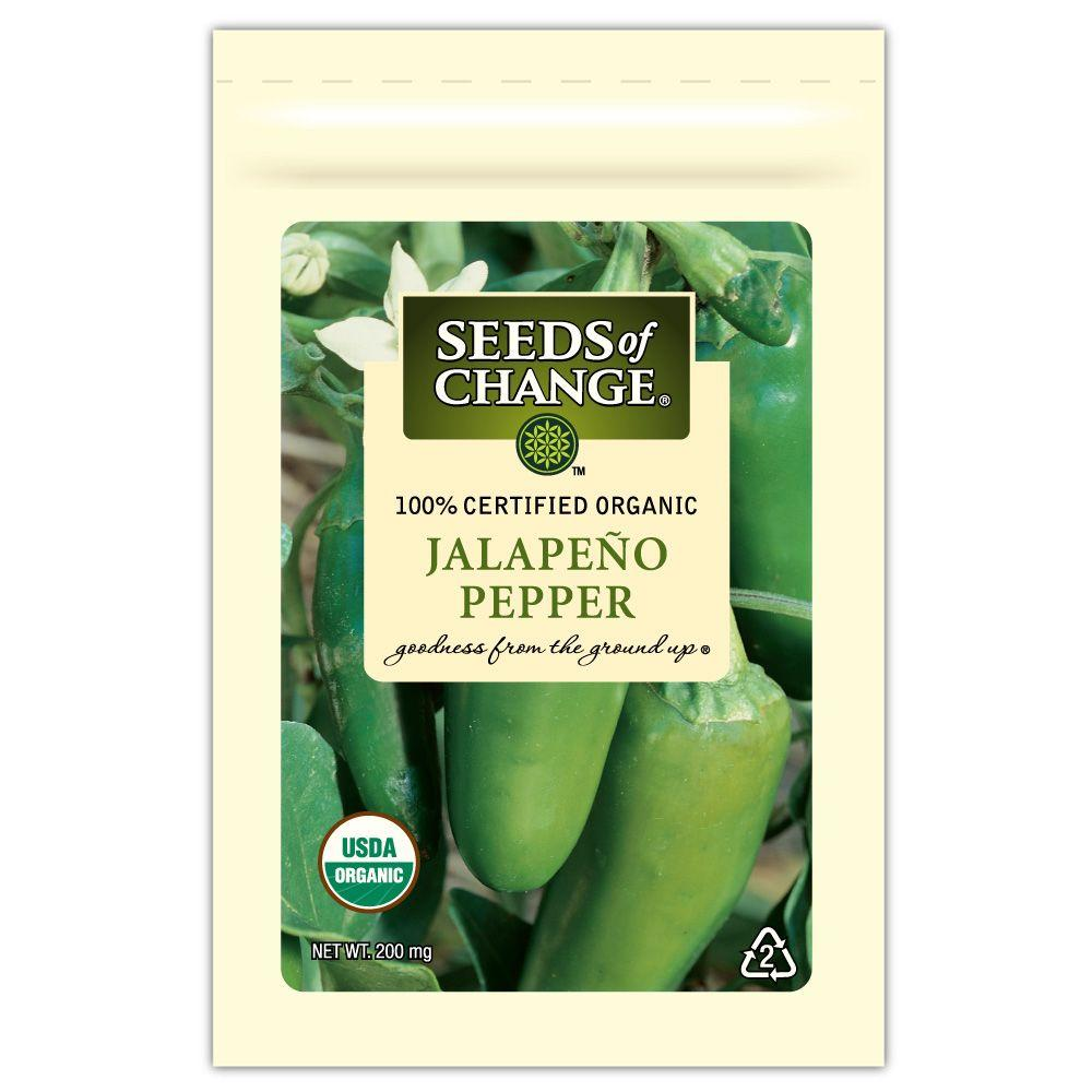 Seeds of Change Pepper Jalapeno (1-Pack)