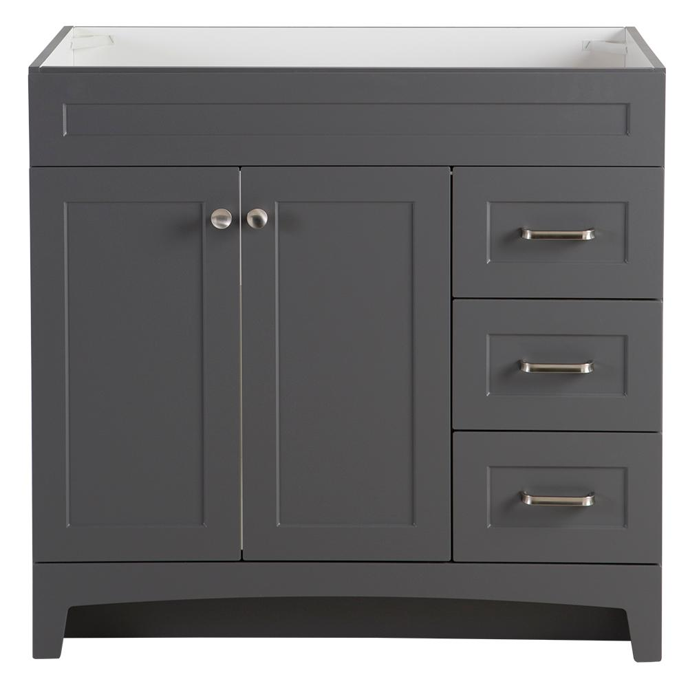 Home Decorators Collection Thornbriar 36 In W X 21 In D Bathroom