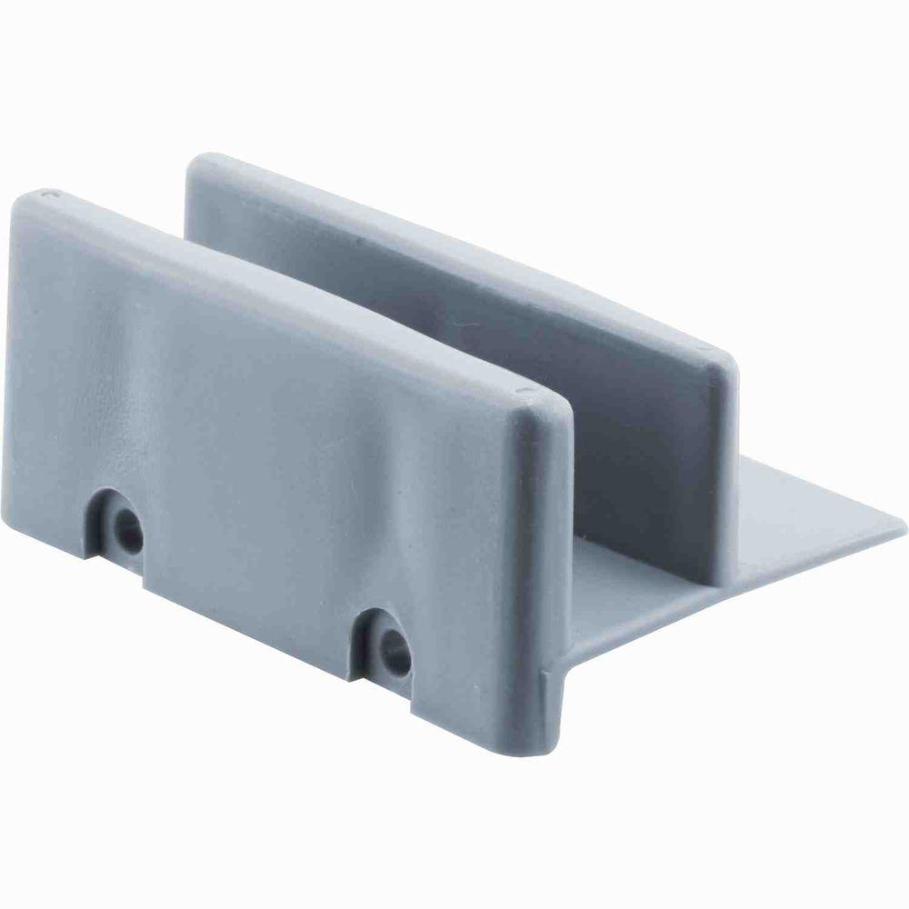 Prime Line 1 2 In Shower Door Bottom Guides 2 Pack M