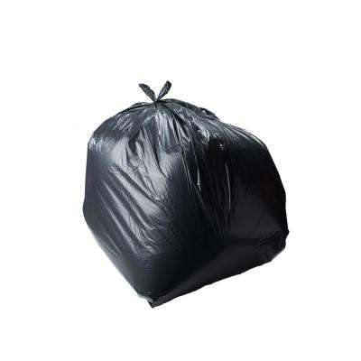 96 Gal. Black Curbside Trash Bag (50-Count)