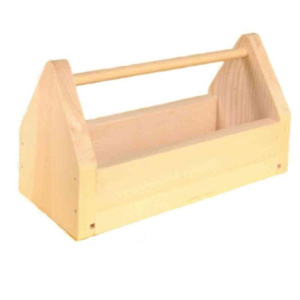 Tool Box Wood Kit (12-Pack)
