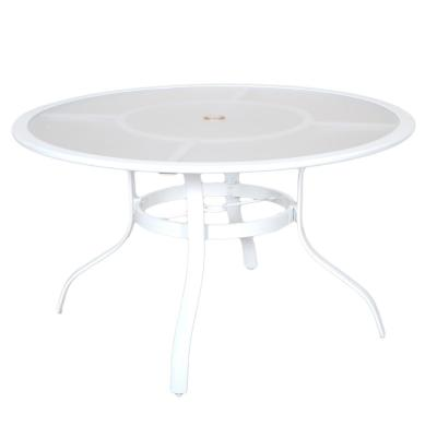 White Patio Dining Tables