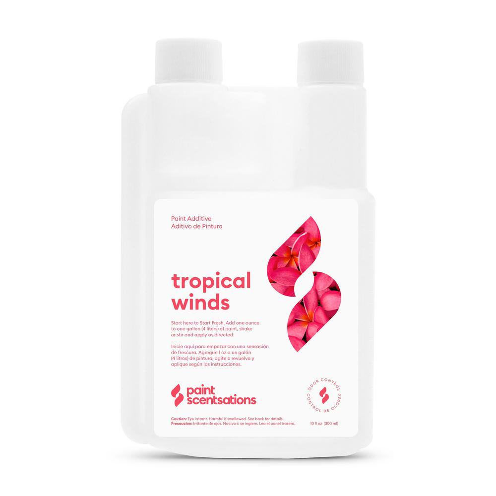 Tropical Winds Scent Bottle Treats 10 Gal Of Paint