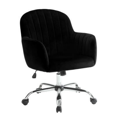 Admirable Tufted Black Desk Chair Office Chairs Home Office Forskolin Free Trial Chair Design Images Forskolin Free Trialorg